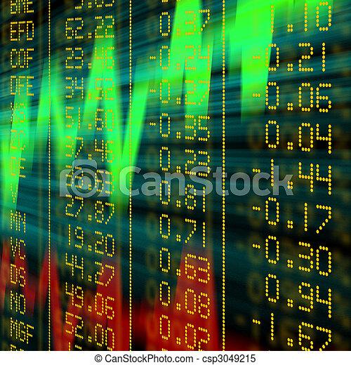 finanz - csp3049215