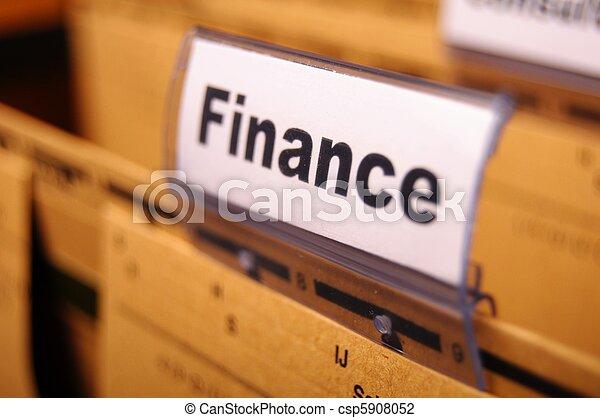 Finanzen - csp5908052