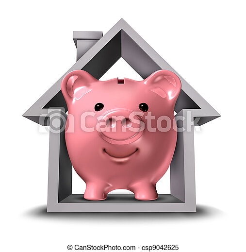 Finanzas caseras - csp9042625