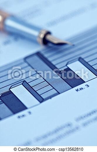 Finanzas - csp13562810