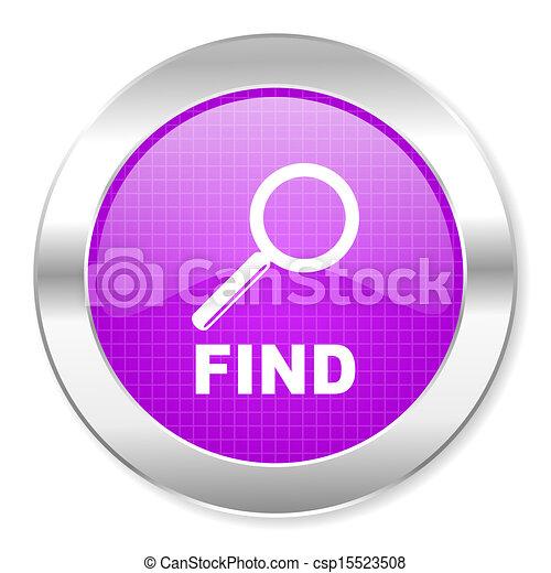 find icon - csp15523508