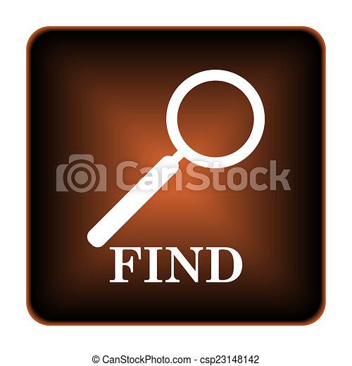 Find icon - csp23148142