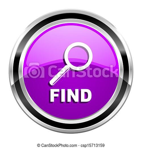 find icon - csp15713159