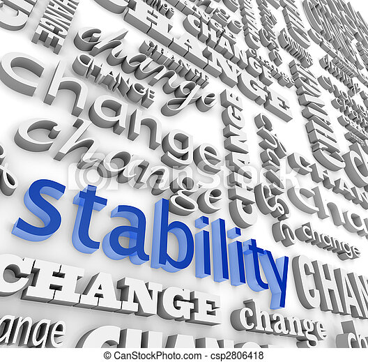 Finding Stability in the Midst of Change - csp2806418