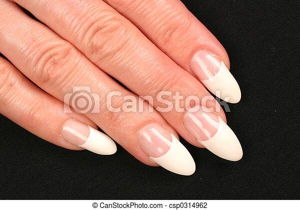 fingernails - csp0314962