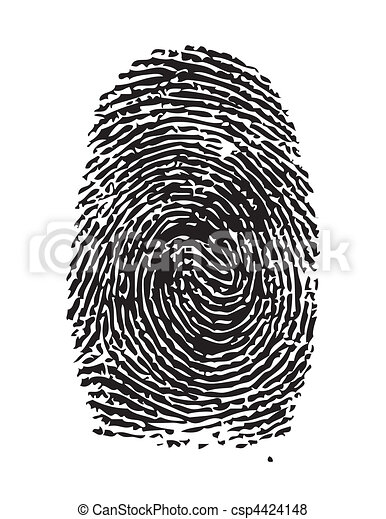 Fingerprint - csp4424148