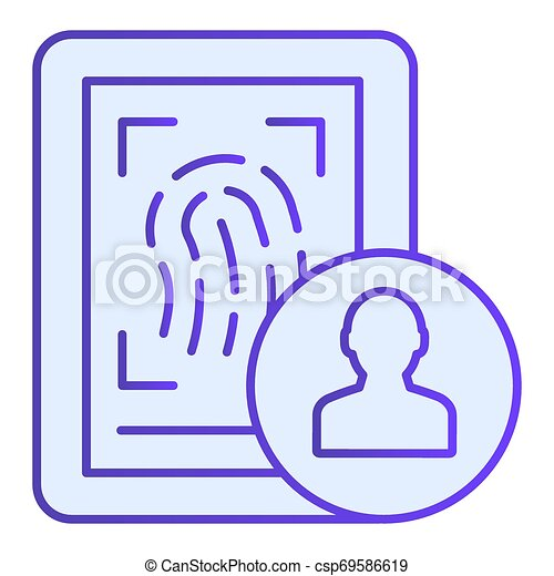 Download Identity Icon Blue