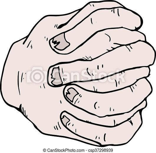 creative design of fingers crossed vectors search clip art rh canstockphoto com fingers crossed clip art free fingers and toes crossed clipart