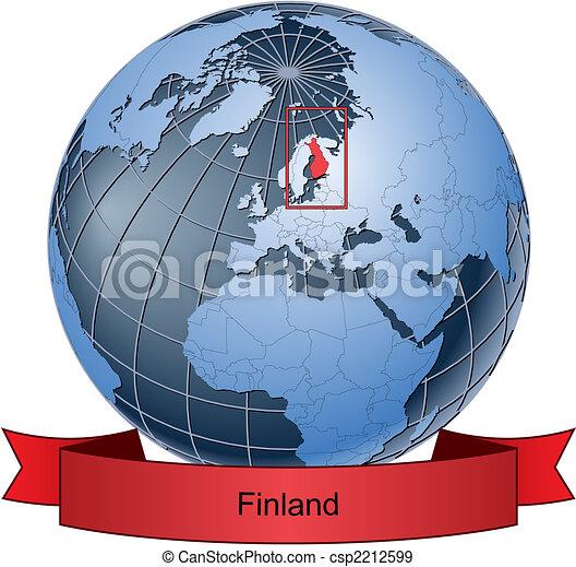 Finland - csp2212599
