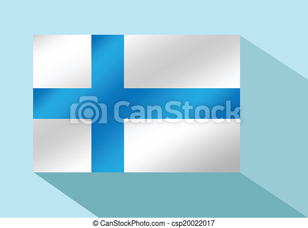 Finland Flag - csp20022017