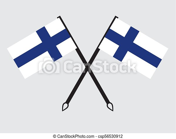 Finland flag - csp56530912