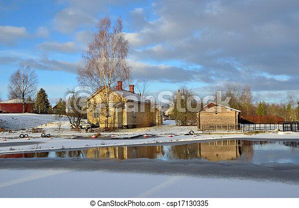 Finland, Forssa - csp17130335