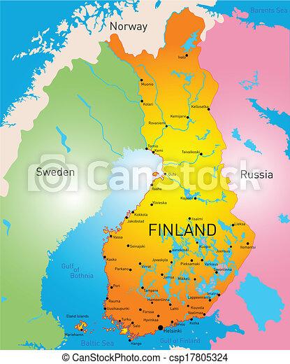Finland - csp17805324