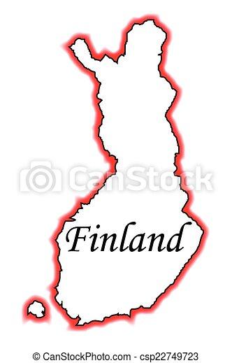 Finland - csp22749723