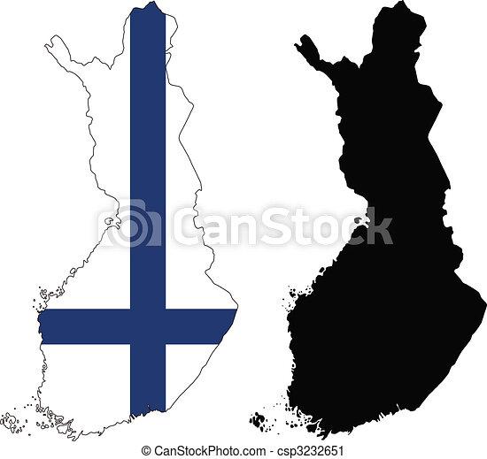 finland - csp3232651
