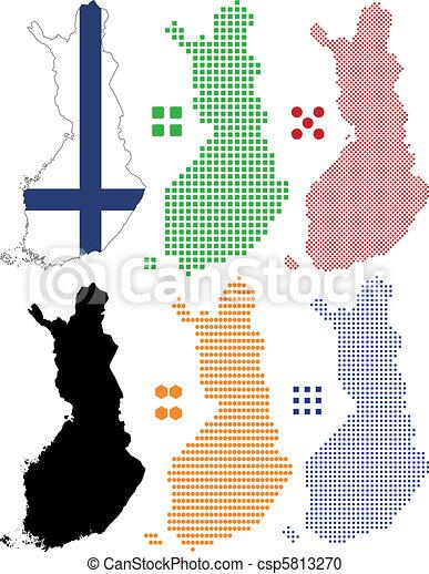 Finland - csp5813270
