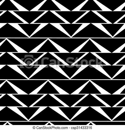 fir-trees, pattern., seamless, fundo, natal - csp31433316