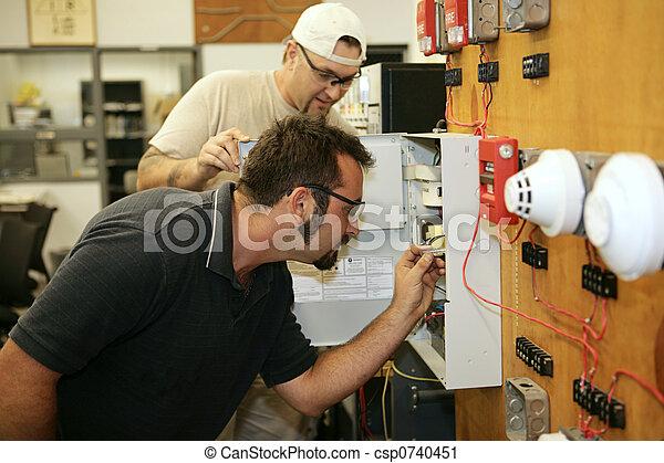 Fire Alarm Wiring - csp0740451