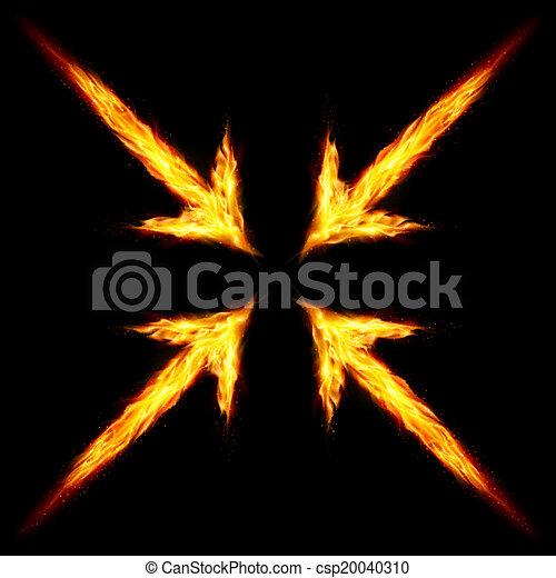 Fire arrows - csp20040310