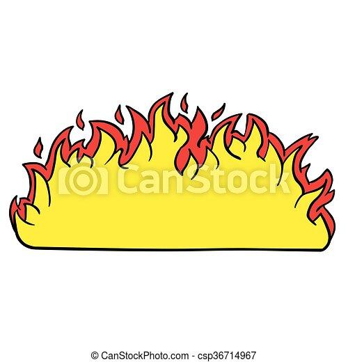 fire border flames cartoon illustration clip art vector search rh canstockphoto co uk