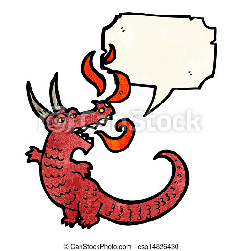 fire breathing dragon cartoon vectors search clip art rh canstockphoto ie child breathing clipart deep breathing clipart