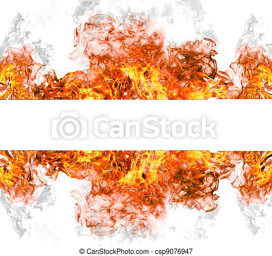 Fire collection - csp9076947