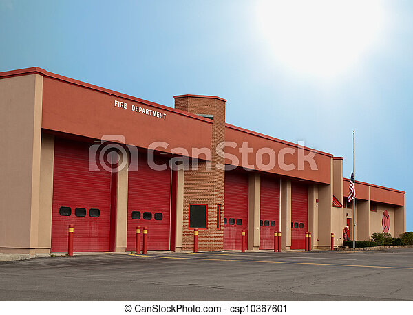 fire department - csp10367601