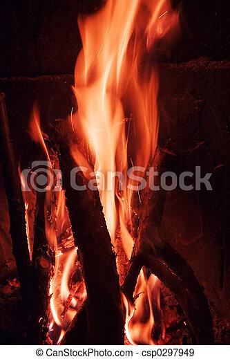Fire Detail - csp0297949