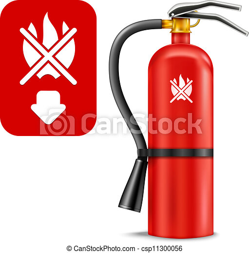 Fire Extinguisher - csp11300056