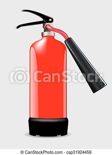 Fire extinguisher - csp31924459