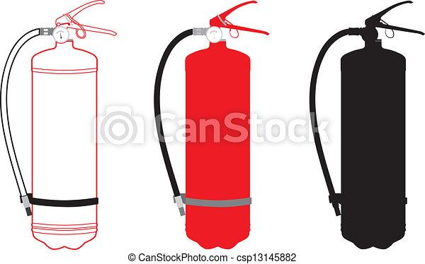 Fire Extinguisher - csp13145882