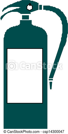 Fire extinguisher  - csp14300047