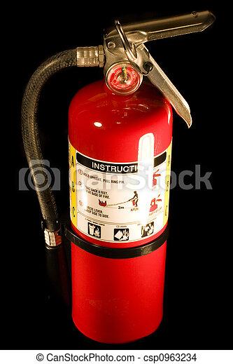Fire Extinguisher - csp0963234