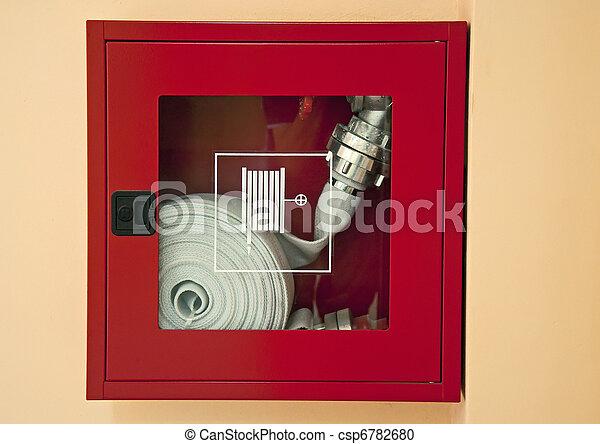 Fire hose - csp6782680