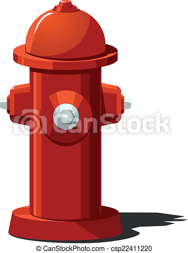 fire hydrant - csp22411220