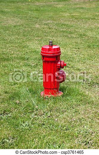 Fire Hydrant - csp3761465