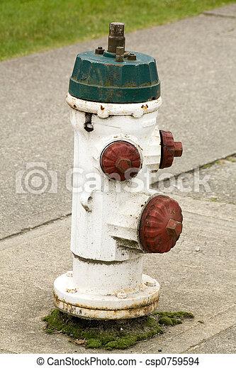fire hydrant - csp0759594