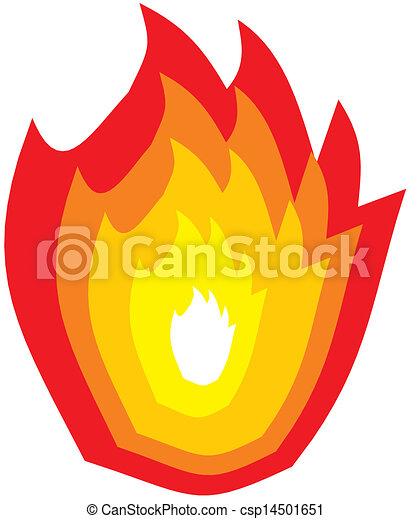 Fire icon - csp14501651