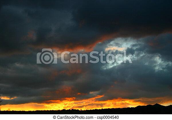 Fire In the Sky - csp0004540