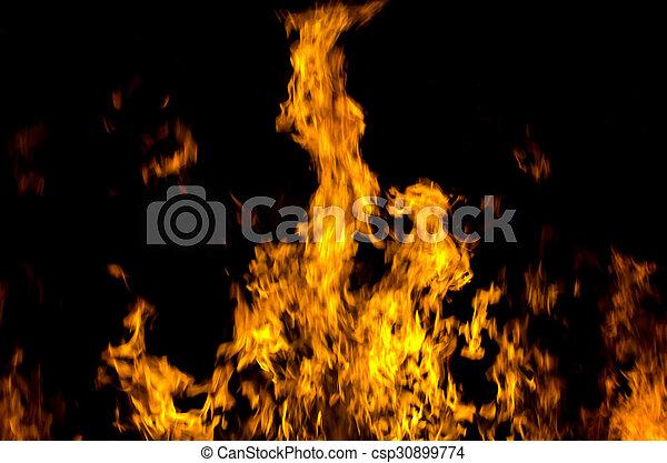 fire  - csp30899774