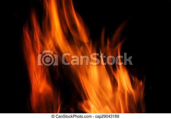 Fire  - csp29043189