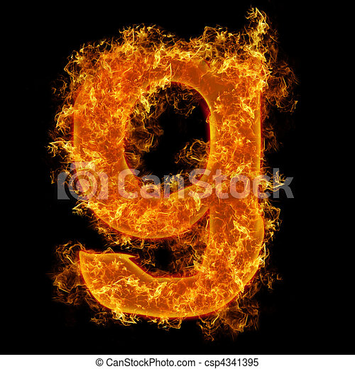 Fire Small Letter G