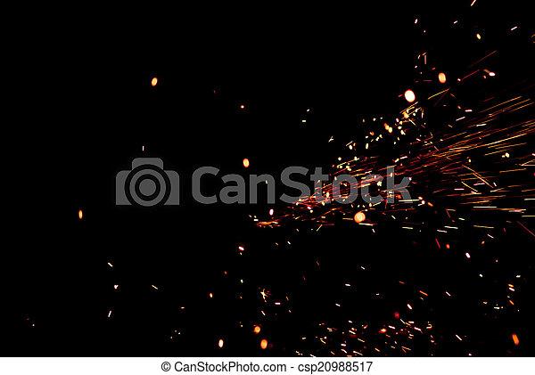 Fire steel cutter - csp20988517
