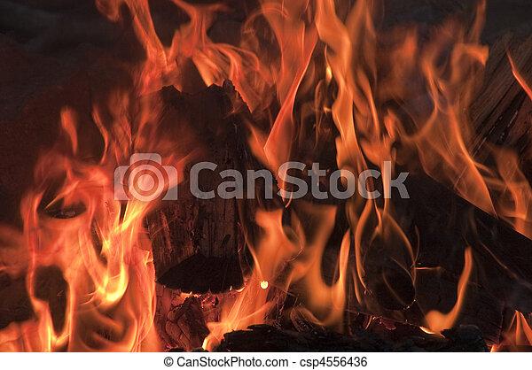 fire - csp4556436