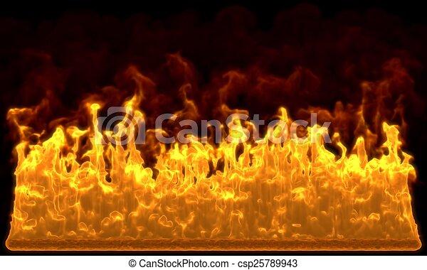 fire wall  - csp25789943