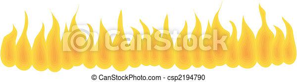 Fire wall - csp2194790