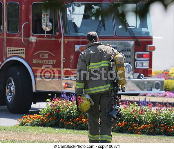 Fireman - csp0100371