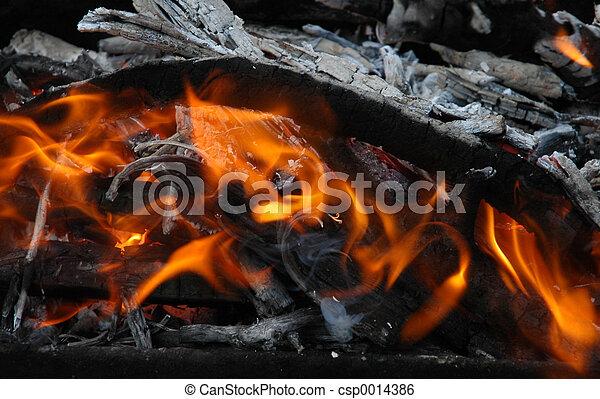 fireplace - csp0014386