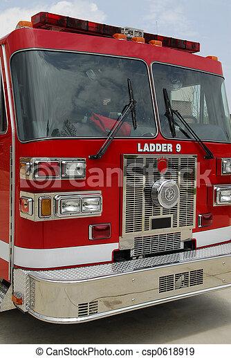 firetruck - csp0618919