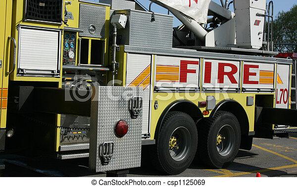 Firetruck - csp1125069
